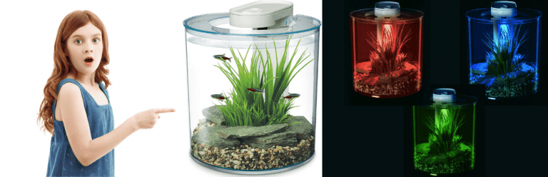 Marina 360 aquarium product review